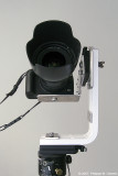 Panoramic head  & bracket - Camera orientation landscape