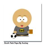 South Park Papa By Audrey