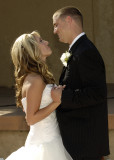 Sarah and Dan, first married dance