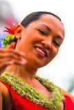 hula portrait