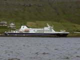 Färjan/Ferry Torshavn-Suduroy