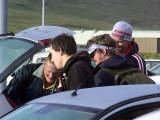 Hampe, Alex, Kaj and Olofur