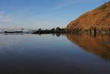Irish Beach Reflection