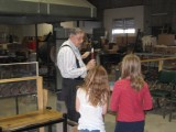 Carousel 4H Club Goes to Hands On Glass