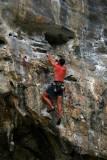 Climber at Railay