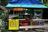 Railay food hut