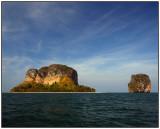Island in Krabi Province