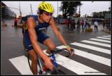 International triathlon Buenos Aires Argentina - April 2007