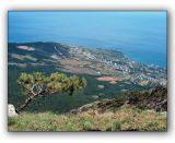 view from Ai-Petri mountain