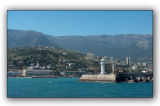 Yalta sea port