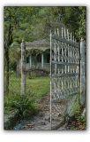 Abkhazia, abandoned house