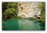 Abkhazia, Blue lake