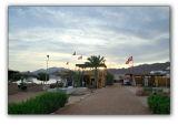 Dahab, hotel Janet Sinai, surf station