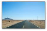 the road near Sharm El Shaikh