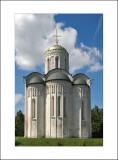 Vladimir, Dmitrievsky cathedral, 1194-1197