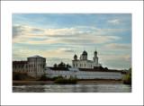 Novgorod, Yuriev monastery, 1030