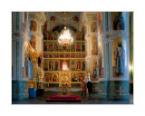 Kazan' Kremlin, inside the Annunciation Cathedral