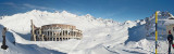 Italy, La Thuile, Alps (Montage for logo at my new Italian gallery)