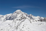 Mont Blanc top (4810 m)