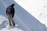 La Thuile, Alps Before freeride