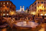Roma, Piazza di Spagna, Fontana della Barcaccia