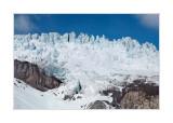 Terskol glacier