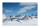 Elbrus, abandoned ice research laboratory