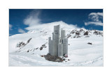 monument to the Heroic Defenders of the Elbrus region in the II World War