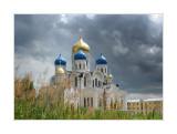 01.07.2007 Moscow region, town of Dzerzhinsky, Nikolo-Ugreshsky monastery