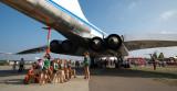 TU-144 and it's crew ;-)