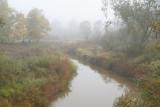 Meschera lowland, Sen'ga river