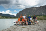 Altai. Teletskoe lake, rafting Ak-Alakha, Argut rivers 2007