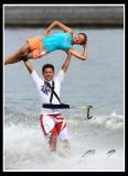 Water Acrobatics