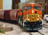 MRL Grain Train