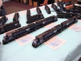 Fantasy MRL SD45T-2s. Models by Robby F.
