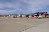 Ramona Air Attack Base - Flight Line