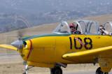 Fly-in Beech T-34