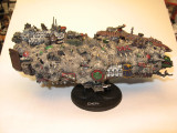 Battle Fleet Gothic Ork Fleet
