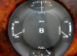 1962 Bentley detail