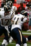San Diego Chargers - Phillip Rivers & Lorenzo Neal