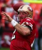 San Francisco 49ers quarterback Trent Dilfer