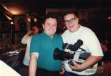 Me with Jerry Mathers (a.k.a. the Beave)