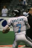 Philadelphia Soul QB Tony Graziani