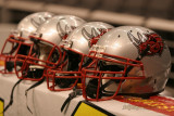 Grand Rapids Rampage helmets