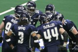 SaberCats clash with Rush in historic season opener