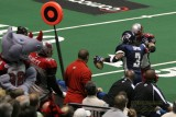 Chicago Rush WR Bobby Sippio
