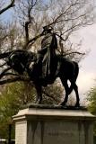 George Washington statue in Kansas City, Missouri