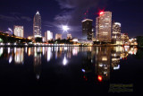 Moonlit Tampa