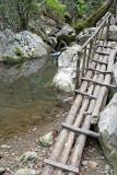 Potami Waterfall area