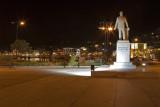 Samos Town at Night